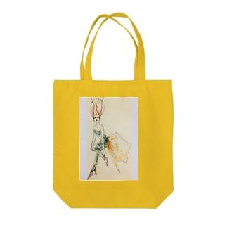 妖精あらわる✨ Tote bags