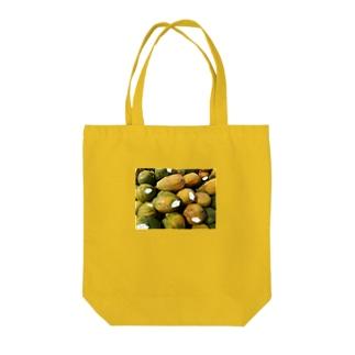 でいファームのパパイヤ Tote bags