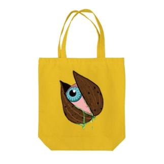 ZIBTRIC - EYE DRIP Tote bags