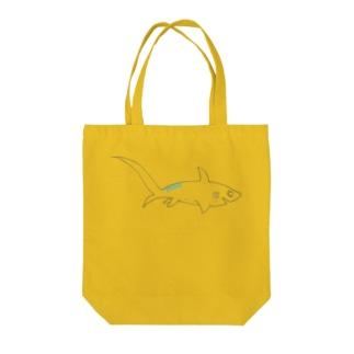 さめちゃん Tote bags