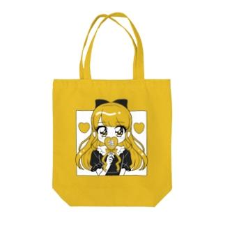リアコちゃん Tote bags