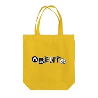 OBENTO Tote bags