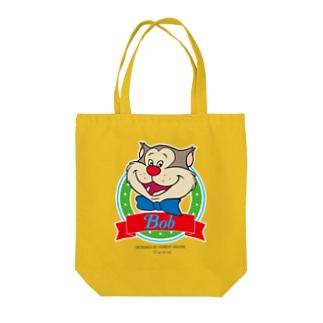 ボブ(サークル) Tote bags