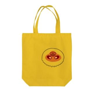 ナマケモノ Tote bags