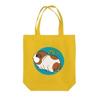 カワイイギニアピッグ Tote bags