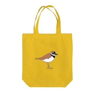 コチドリさん Tote bags