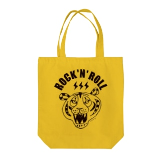 ROCK 'N' ROLL TIGER タイガー/トラ/虎 Tote bags