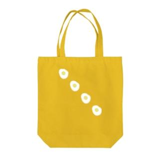 めだまやきやき Tote bags
