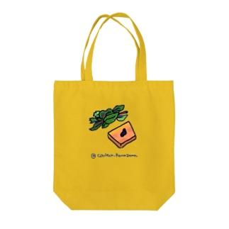 フォアグラのテリーヌ Tote bags