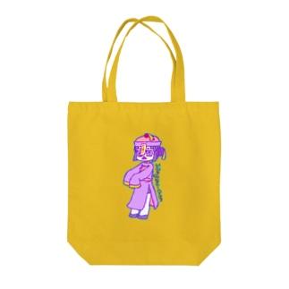進撃!きょんしーちゃん!色 Tote Bag