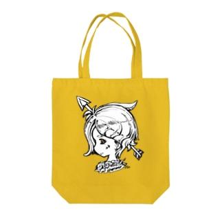 サジタリウスガール Tote bags