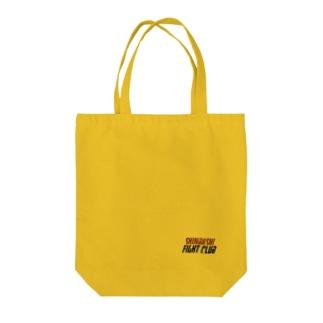 新橋ファイトクラブ Tote bags