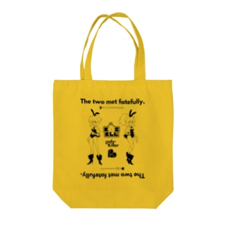 two met トートバッグ Tote bags