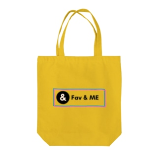 Fav&ME オリジナル♡エコバック Tote bags