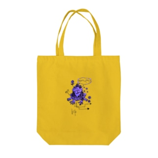 lovers Tote bags
