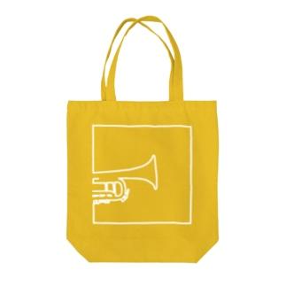 Music itemsのトランペットB Tote Bag