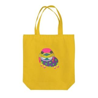 トリピョ星人トート Tote bags