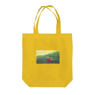 The air dog Tote bags