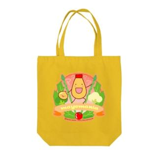 マヨマニア Tote bags