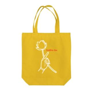 Lotus(復刻版) Tote bags