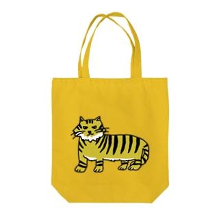 うろ覚えのトラ Tote Bag