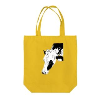 貫禄 Tote bags