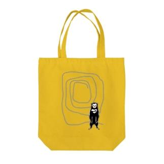 ぐるぐるマレーグマくん Tote Bag