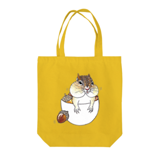 Leee_sanのシマリス Tote bags