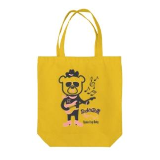 ロックマロールTシャツ Tote Bag