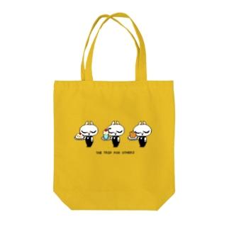 ウェイターキルヒムくん・スイーツ Tote bags