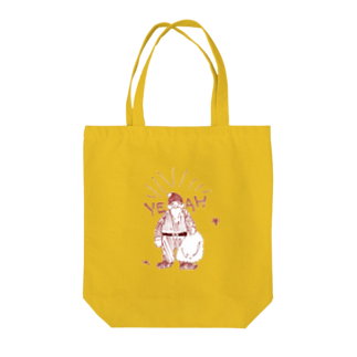 Kumagoru.ppの4月のサンタ Tote bags