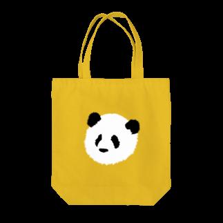 すずのき。のPANDA Tote bags