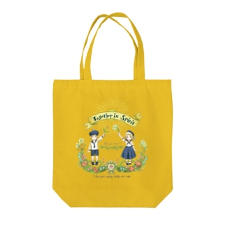 Together in Spirit     コロナ医療チャリティーグッズ   Tote bags