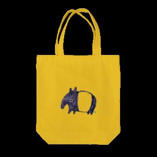 SWのマレーバク(透過ver) Tote bags