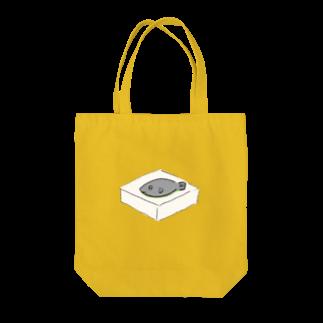 ao-inの豆腐の上のさかなくん Tote bags