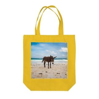 ドンキーTo-To Tote bags