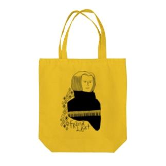 フランツ・リスト Tote bags