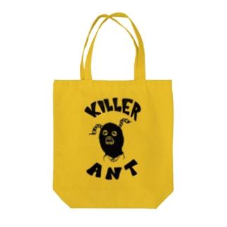BOSOのKILLER ANT Tote bags