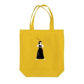 射法八節_3弓構え Tote bags