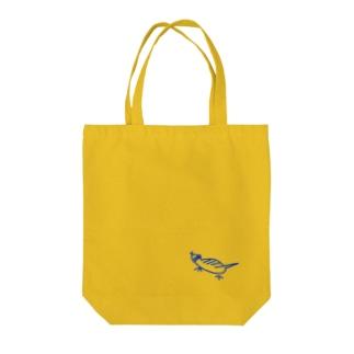 ツチノコマップのツチノコ Tote bags