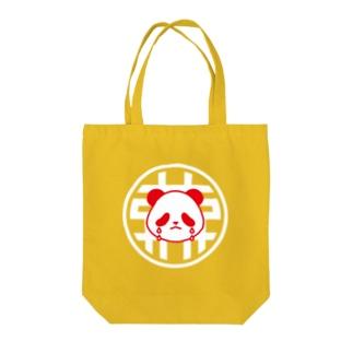 ぴえん哀哀 Tote bags
