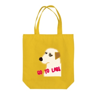 Go to LAB Tote bags