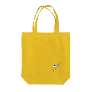 ねこまたのオロチ Tote bags