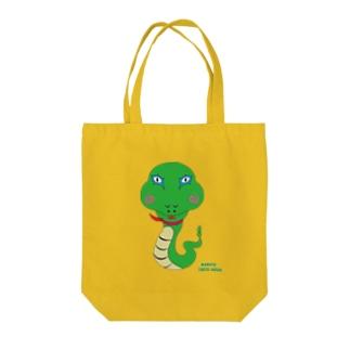 POP蛇丸ヨ風味 Tote bags