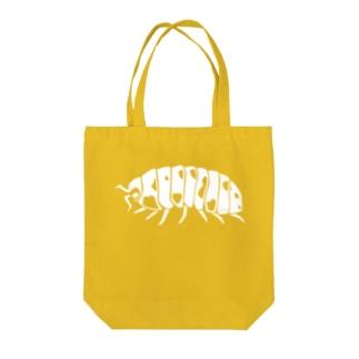 パンダンゴ Tote bags