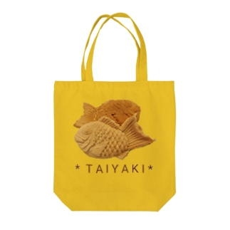 鯛焼き(写真) Tote bags