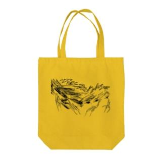 メタモルフォーゼ Tote bags