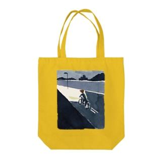 シティライツ・ワンシーン「バイク」 Tote Bag