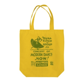 Vintage Dance Poster:ヴィンテージ・ダンスポスター トートバッグ Tote bags