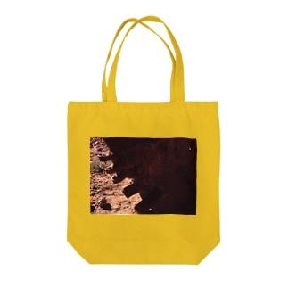 あるキャラバンサライにて ウズベキスタン04 Tote bags